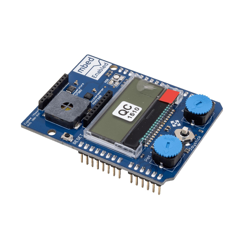 Ff arduino application shield l tek