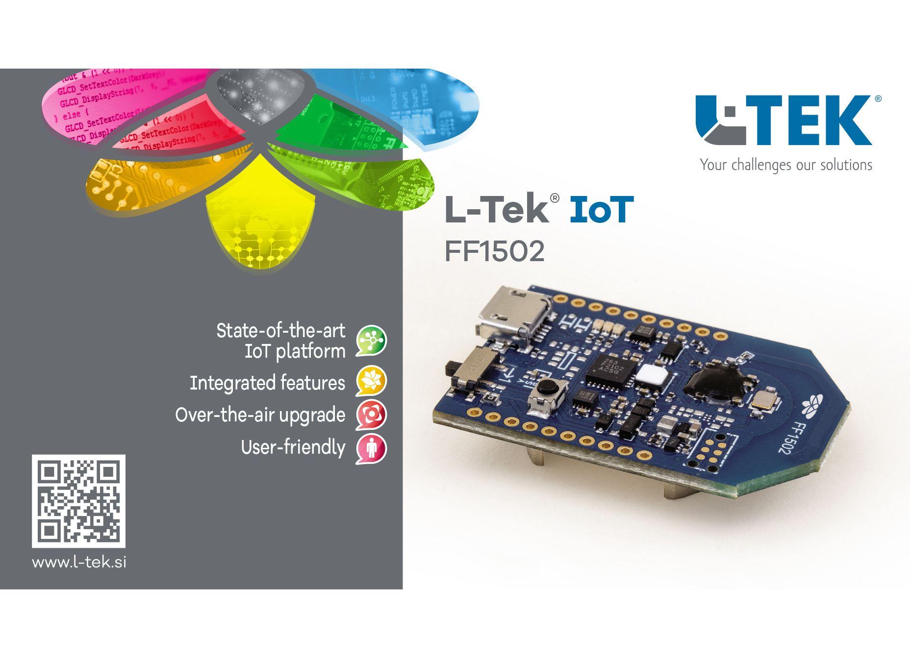 L-Tek FF1502